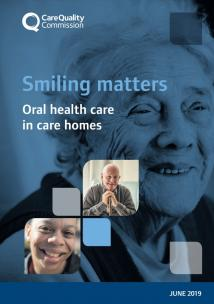 Front cover of report with images